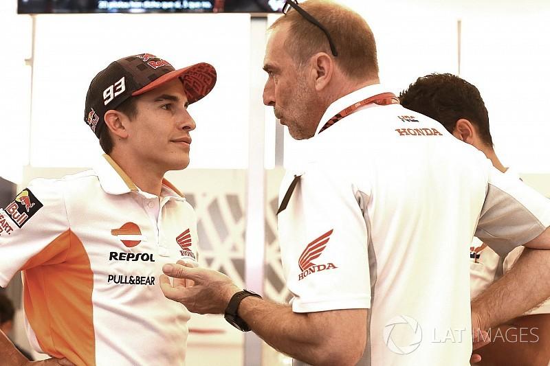 Ex-chefe da Honda compara trabalho com Márquez e Stoner