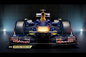 Virtual Breaking news Red Bull RB6 masuk susunan mobil klasik F1 2017