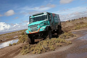 Dakar Breaking news Frustrated de Rooy says Dakar needs to rethink Bolivia leg