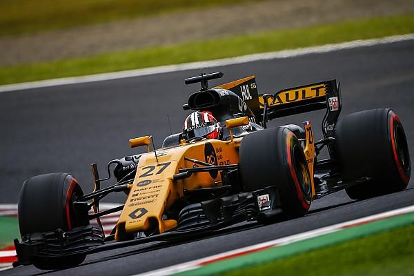 Хюлькенберг: Надійність Renault недостатньо гарна