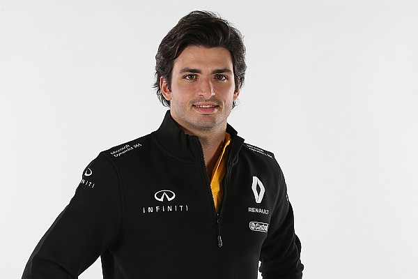 Stop/Go Livefeed Sainz első pályabejárása a Renault-val