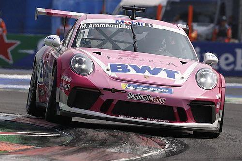 Porsche Supercup, Ammermuller fa tris: è ancora lui il campione
