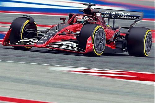 F1公布2021版规则