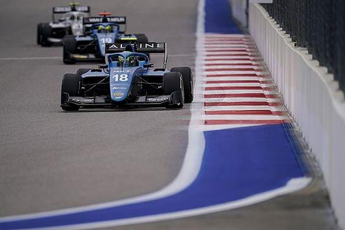 FIA anticipeert op noodweer in Sochi met verplaatsing F3-race
