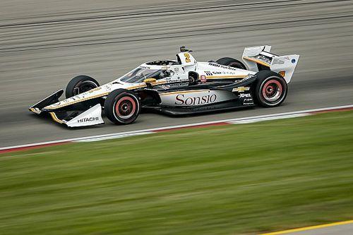 Newgarden gagne à Gateway, Grosjean 14e pour ses débuts sur ovale