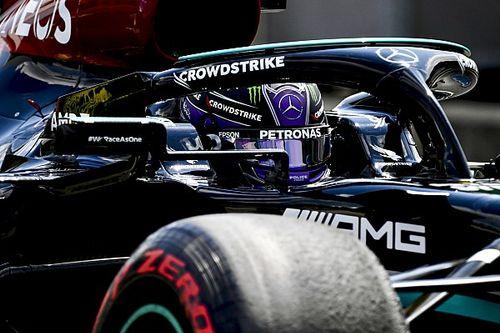 Por qué Hamilton no incumplió el reglamento en la Q3 de Hungría