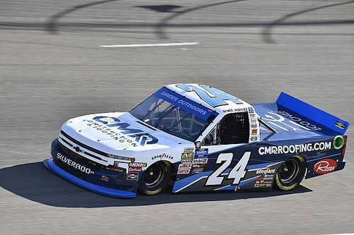 GMS Racing reveals 2020 Truck driver lineup