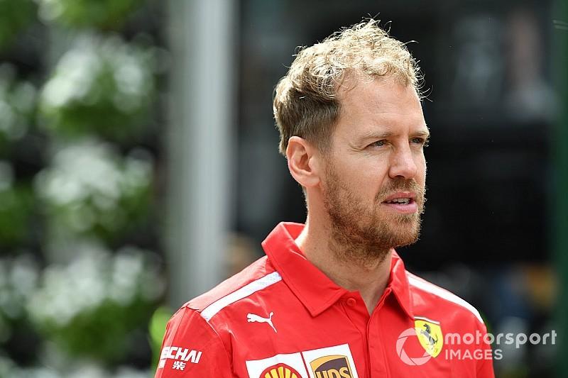 Vettel reméli, hogy az Ausztrál GP után üldözötté válhat...