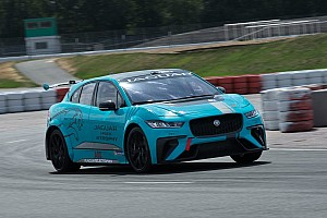 Track test: Jaguar's new electric street racer