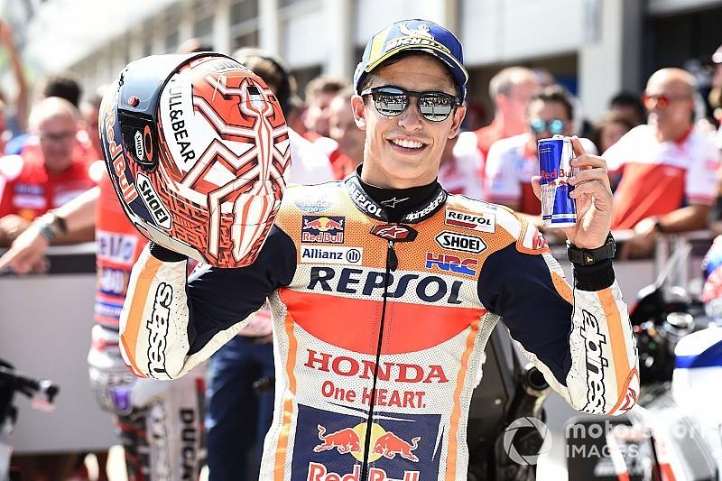 Marquez fängt Ducatis ab: