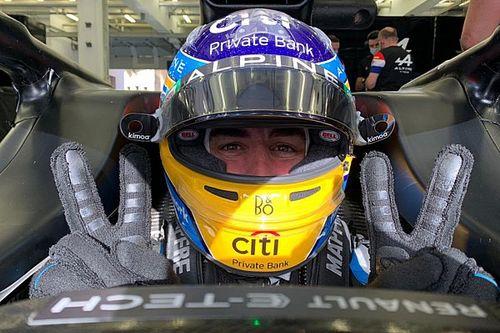 Liveblog: Voorlopig geen autobiografie van Alonso
