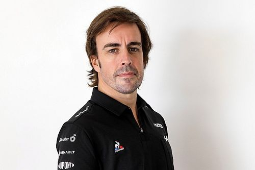 Alpine: Alonso completamente in forma per i test di F1