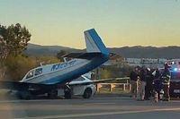 Videó: Repülővel ütközött egy Lexus az Egyesült Államokban