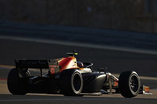 Ticktum leads opening session of Bahrain F2 test
