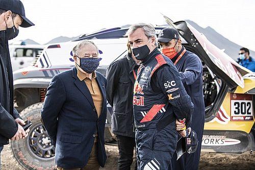 Presiden FIA Bernostalgia dengan Reli Dakar