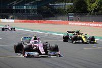 A Renault ma is óvni akart, de a versenybírók saját vizsgálata miatt visszavonta azt