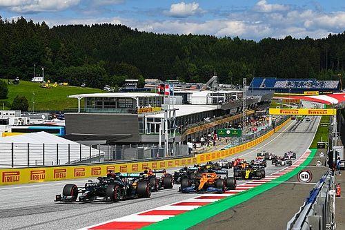 【動画】2020年F1第2戦シュタイアーマルクGP予選・決勝ハイライト
