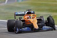 McLaren'a, Sainz'ın lastiği konusunda hiçbir uyarı gelmemiş