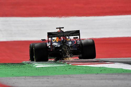 Verstappen snelste in tweede training, zware crash Ricciardo
