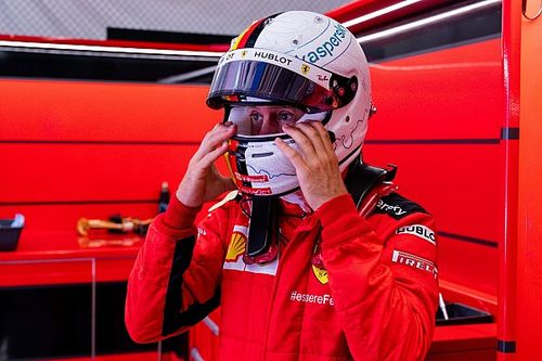 "Vettel not planning on ""running away"" from Ferrari in 2020"