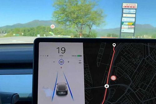 Kamera frissítésre lesz szükségük a Tesla Autopilot 2.0 felhasználóknak