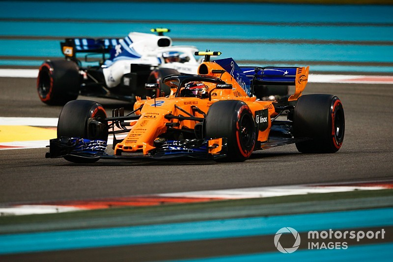 Brawn: La F1