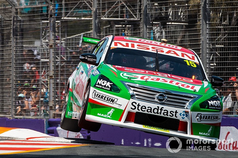 Nissan aero change approved by Supercars