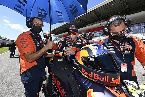 Fernandez to step up to MotoGP in 2022 with Tech 3 KTM