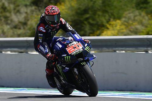 Quartararo undergoes surgery on arm after Jerez MotoGP race