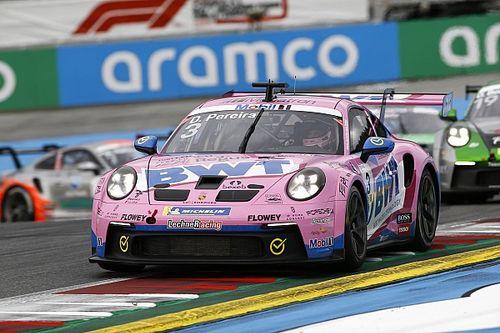 Porsche Supercup Avusturya: Pereira bu sezonki ilk pole pozisyonunu kazandı, Ayhancan 3. oldu