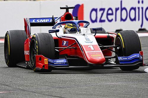 La Ferrari Driver Academy sort la tête de l'eau