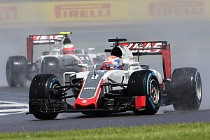 Formula 1 Breaking news Haas suffered power failure during Silverstone race