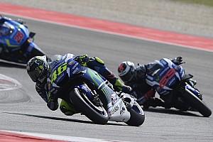 MotoGP Special feature Randy Mamola: Agresivitas hanya bagian dari pertunjukan MotoGP