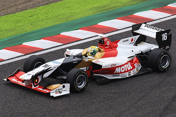 Suzuka Super Formula: Yamamoto takes season's first pole, Vandoorne fourth