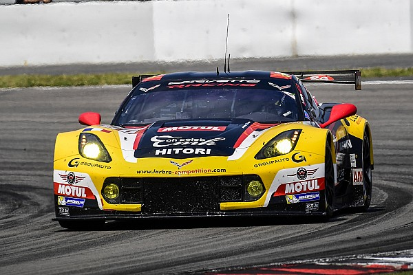 Paolo Ruberti is back with a podium at the 6 Hours of Nurburgring in FIA WEC