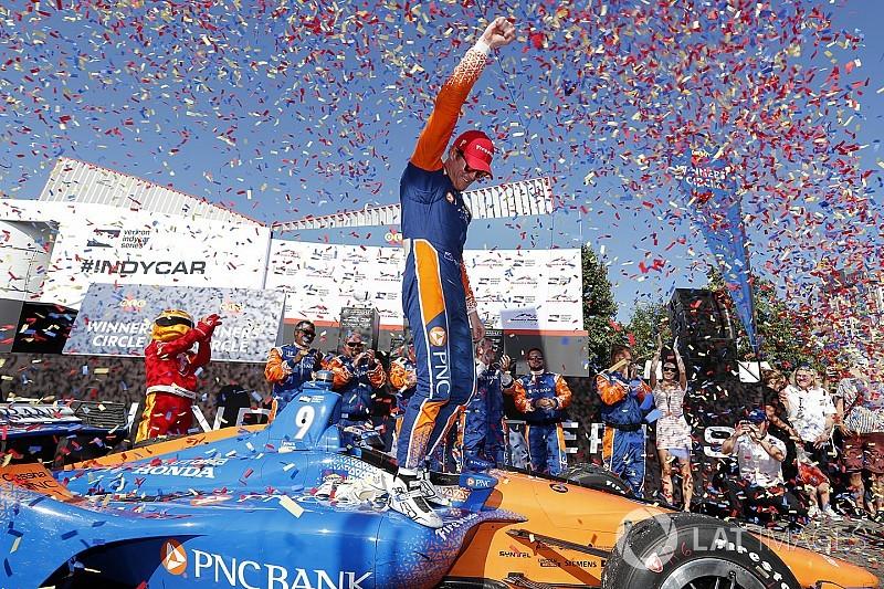 Toronto IndyCar: Dixon kazandı, rakipleri kaza yaptı