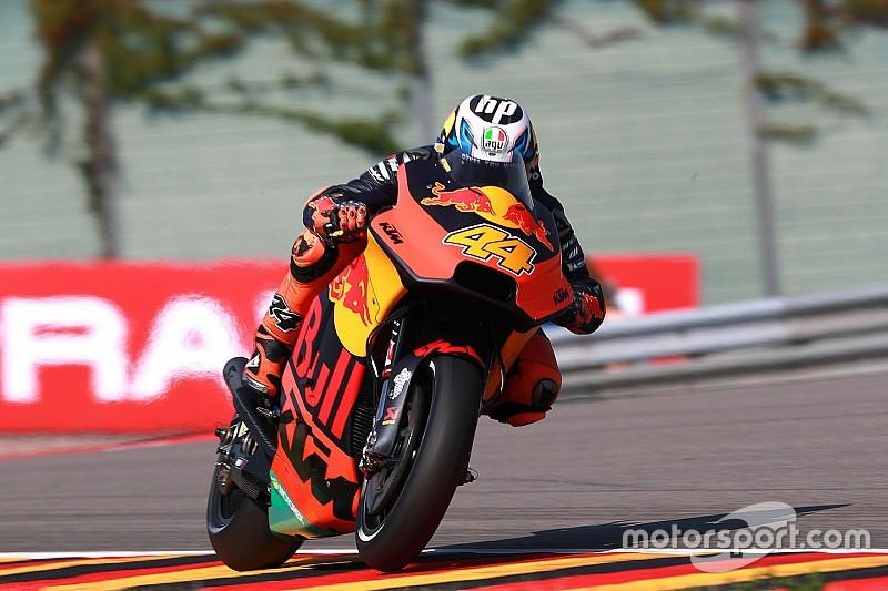 MotoGP Jerman: Espargaro bawa KTM pimpin warm-up