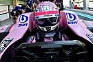 Force India annonce son line-up pour les essais de Barcelone
