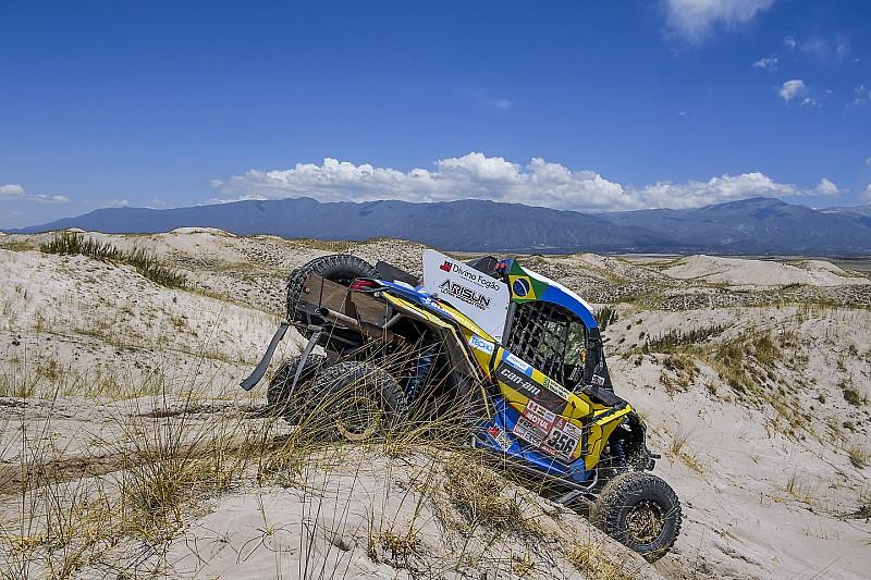 Varela vence 12º estágio e se aproxima de título do Dakar