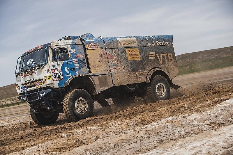 Dakar 2018: Sotnikov zegeviert voor Villagra in achtste etappe