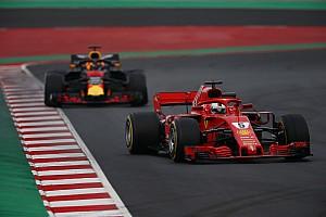 Vettel szerint a Ferrari riválisainak versenytempója megtévesztő lehet