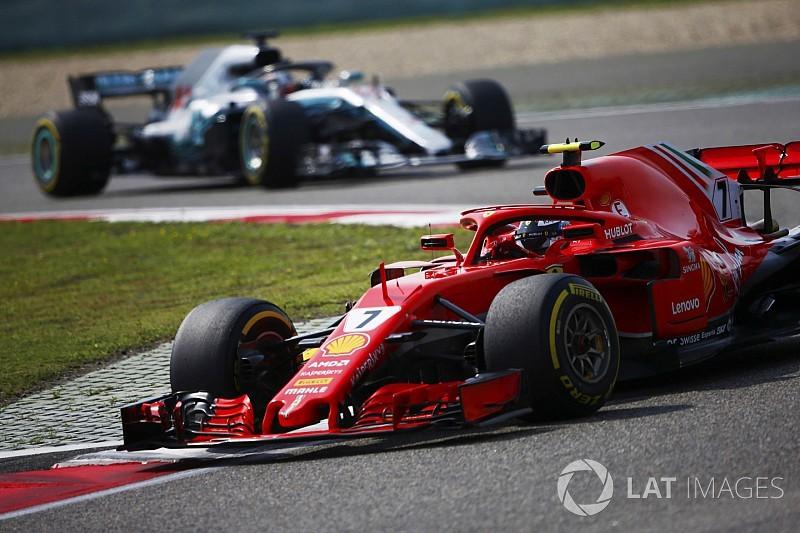 """Raikkonen: relação de forças da F1 muda """"corrida a corrida"""""""