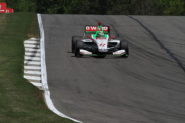 Indy Lights Crónica de Carrera O'Ward hizo doblete en Barber