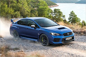 Automotive News Subaru WRX STi vor dem Ende