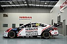 Caruso Nissan given new livery for Newcastle