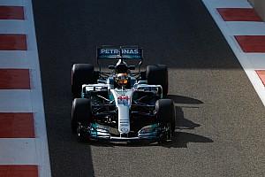 Formel 1 Trainingsbericht Formel 1 2017 in Abu Dhabi: Hamilton mit neuem Streckenrekord