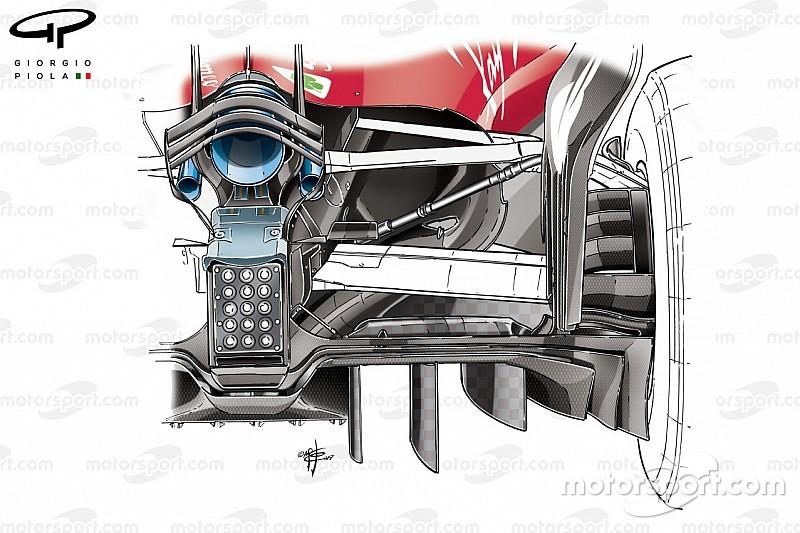 Технический анализ: идеи соперников Mercedes на 2018 год