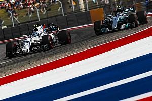 Formel 1 Ergebnisse Formel 1 2017 in Austin: Ergebnis. 3. Training