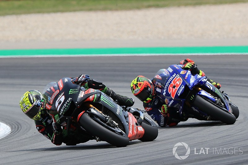 Vinales: Using Zarco's style