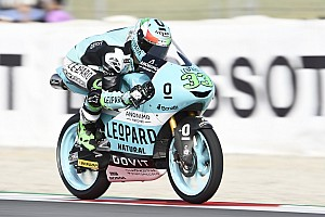 Moto3 Race report Barcelona Moto3: Bastianini wins as Martin crashes from lead